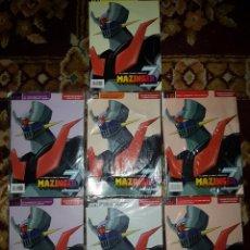 Series de TV: LOTE 13 DVD MAZINGER Z EDICIÓN RESTAURADA. Lote 140724824
