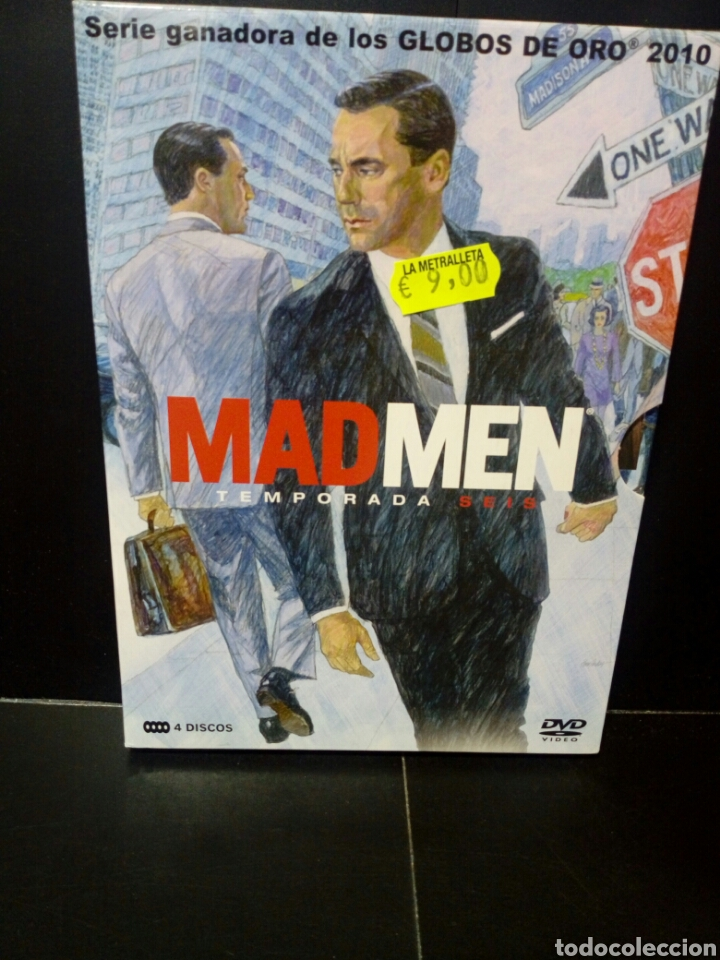 Mad men - temporada 6 dvd - Sold through Direct Sale - 140763040