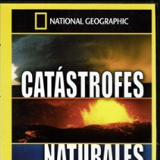 Series de TV: NATIONAL GEOGRAPHIC. CATÁSTROFES NATURALES.. Lote 141200326