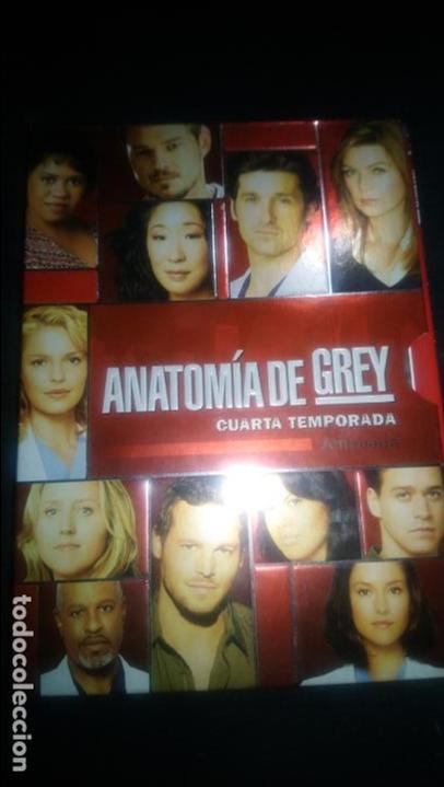 anatomia de grey. cuarta temporada ampliada. 5 - Comprar Series de ...