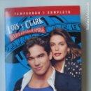 Series de TV: TEMPORADA 1 COMPLETA. LOIS Y CLARK. LAS NUEVAS AVENTURAS DE SUPERMAN. Lote 141235414