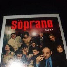 Series de TV: LOS SOPRANO SERIE 4 (4 DVD). Lote 141258154
