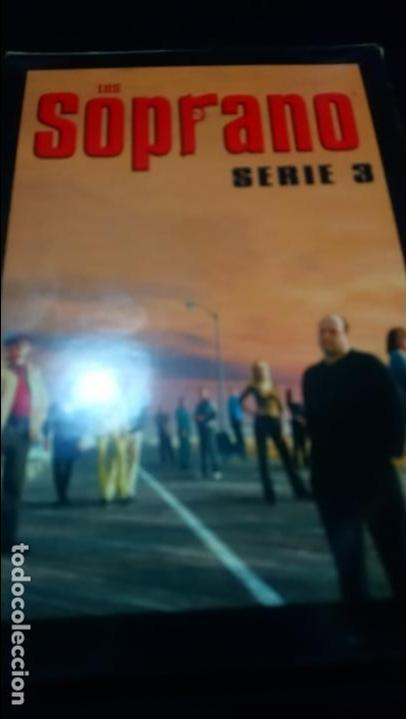 LOS SOPRANO SERIE 3 DVD (Series TV en DVD)