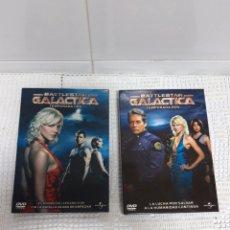 Series de TV: BATTLESTAR GALÁCTICA DVD TEMPORADAS 1 Y 2. Lote 141495756