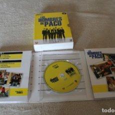 Series de TV: DVD LOS HOMBES DE PACO PRIMERA TEMPORADA 5 DVD 13 CAPITULOS + VIDEOCLIP PIGNOISE NADA QUE PERDER. Lote 141555542