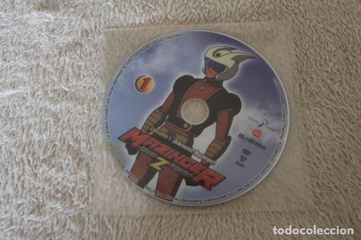 DVD MAZINGER Z EPISODIO 1 ADELANTE MAZINGER (Series TV en DVD)