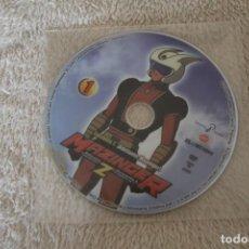 Series de TV: DVD MAZINGER Z EPISODIO 1 ADELANTE MAZINGER . Lote 141556118