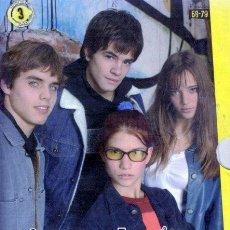 Series de TV: PACK REBELDE WAY (EP. 68-79) 3 DVD. Lote 170744459