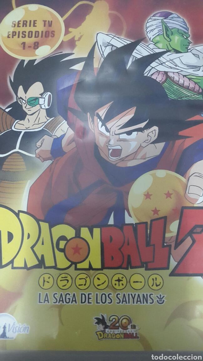 DRAGON BALL Z VOL1 (Series TV en DVD)