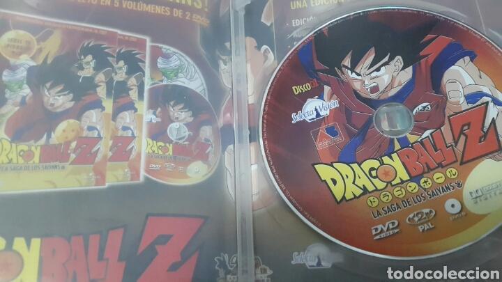Series de TV: Dragon Ball z vol1 - Foto 2 - 142096109