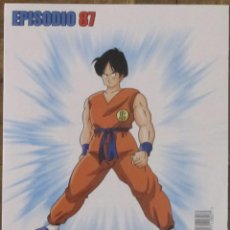 Series de TV: DVD DRAGON BALL MARCA EPISODIO 87. Lote 142162030