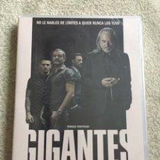 Series de TV: GIGANTES DVD **1ª TEMPORADA COMPLETA EN 2 DVD** CON JOSÉ CORONADO LA NUEVA SERIE DE MOVISTAR. Lote 142611998