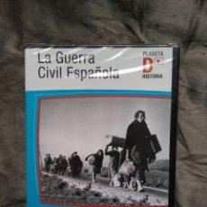 Series de TV: LA GUERRA CIVIL ESPAÑOLA - EXILIO - DVD - PRECINTADO. Lote 142858529