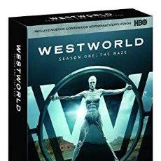 Series de TV: WESTWORLD TEMPORADA 1. Lote 142928182