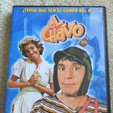 Series de TV: EL CHAVO DEL OCHO DVD **VOLUMEN 2 UNA SELECCIÓN DE LOS MEJORES EPISODIOS** **JOYA**. Lote 142941606