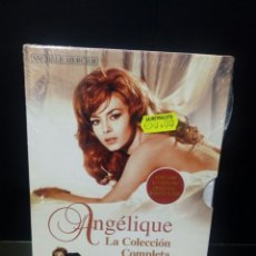 Series de TV: ANGELIQUE- LA COLECCIÓN COMPLETA DVD. Lote 143275625