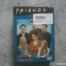 Series de TV: TEMPORADA 6 DE FRIENDS COMPLETA, 4 DVD. BUEN ESTADO. Lote 143708902