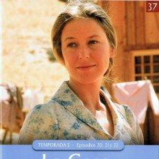 Series de TV: LA CASA DE LA PRADERA TEMPORADA 5 EPISODIOS 20,21 Y 22 . Lote 143870938