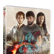 Séries TV: DVD SERIE EL FINAL DEL CAMINO 3 DVD ESTADO NUEVO. Lote 144038962