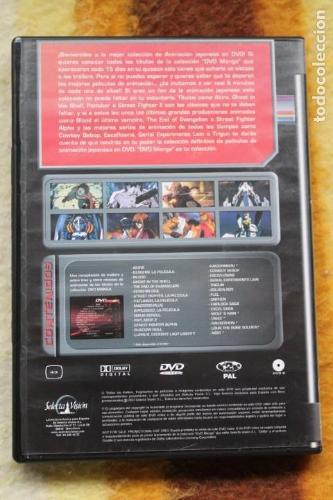 Series de TV: dvd manga los trailers - Foto 2 - 144062566
