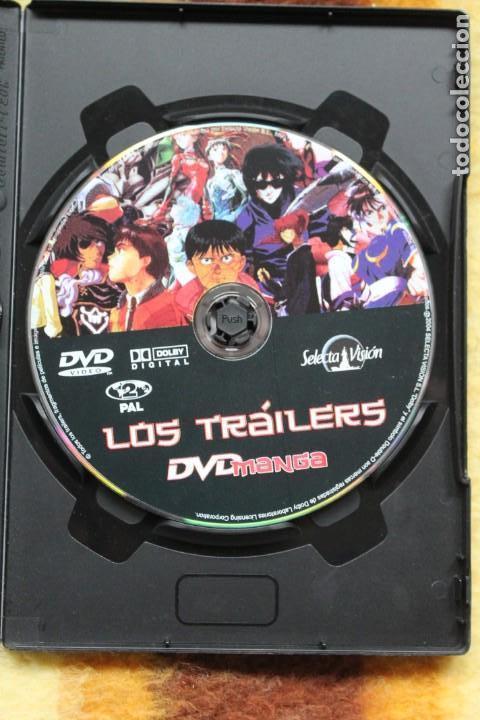 Series de TV: dvd manga los trailers - Foto 3 - 144062566