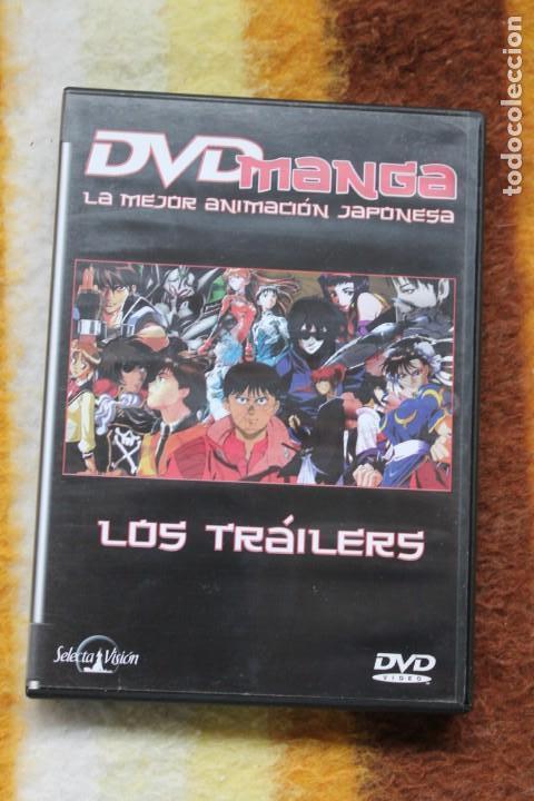 DVD MANGA LOS TRAILERS (Series TV en DVD)