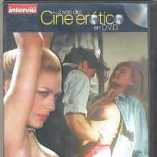 Séries de TV: LA EXTRANJERA SE DESNUDA DVD: ...JOYAS DEL CINE EROTICO...UNA FAMOSA CUENTA SU INTIMIDAD. Lote 144755410