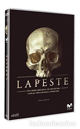 LA PESTE. DVD. PRIMERA TEMPORADA COMPLETA, TRES DISCOS (Series TV en DVD)