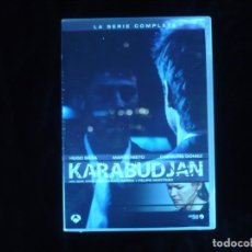 Series de TV: KARABUDJAN LA SERIE COMPLETA - NUEVA PRECINTADA. Lote 144819310