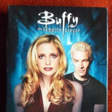 Series de TV: BUFFY SÉPTIMA TEMPORADA, BTVS SEASON SEVEN. EDICIÓN ORIGINAL USA, SUBS EN CASTELLANO. Lote 144928962