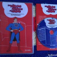 Series de TV: LOS DIBUJOS ANIMADOS DE SIEMPRE SUPERMAN I 1 DVD INFANTIL KREATEN. Lote 145128434