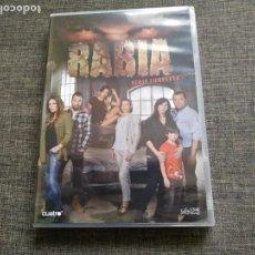Series de TV: DVD SERIE - RABIA - COMPLETA - CONCHA CUETOS - TONI SEVILLA - MEDIASET - 2015. Lote 146204878