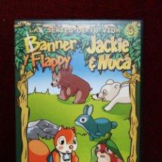 Series de TV: BANNER Y FLAPPY/JACKIE&NUCA N° 3. Lote 146528722