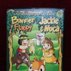 Series de TV: BANNER Y FLAPPY/JACKIE&NUCA N° 7. Lote 146528818