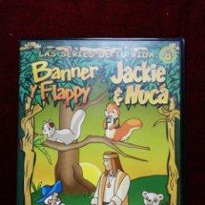 Series de TV: BANNER Y FLAPPY/JACKIE&NUCA N° 8. Lote 146528842