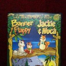 Series de TV: BANNER Y FLAPPY/JACKIE&NUCA N° 10. Lote 146528918