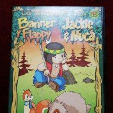 Series de TV: BANNER Y FLAPPY/JACKIE&NUCA N° 15. Lote 146529122