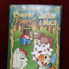 Series de TV: BANNER Y FLAPPY/JACKIE&NUCA N° 16. Lote 146529174