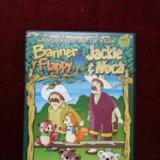 Series de TV: BANNER Y FLAPPY/JACKIE&NUCA N° 18. Lote 146529226