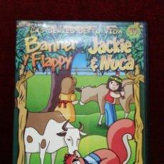 Series de TV: BANNER Y FLAPPY/JACKIE&NUCA N° 19. Lote 146529270