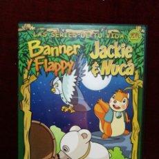 Series de TV: BANNER Y FLAPPY/JACKIE&NUCA N° 20. Lote 146529298
