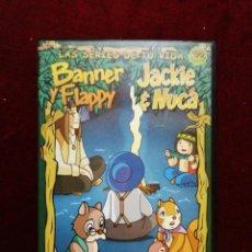 Series de TV: BANNER Y FLAPPY/JACKIE&NUCA N° 22. Lote 146529378