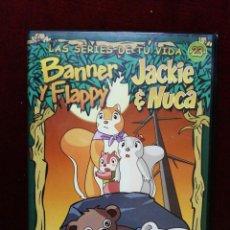 Series de TV: BANNER Y FLAPPY/JACKIE&NUCA N° 23. Lote 146529430