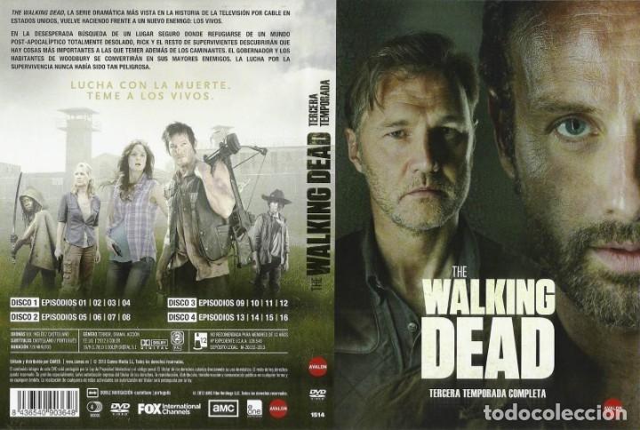 the walking dead 3 tercera temporada - Kaufen Fernsehserien auf DVD ...