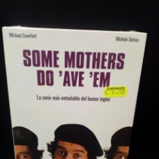 Series de TV: SOME MOTHERS DO'AVE'EM DVD. Lote 147058041