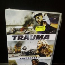 Series de TV: TRAUMA TEMPORADA 1 DVD. Lote 147058512