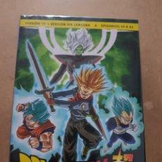Series de TV: ( SELECTA ) DRAGON BALL SUPER BOX 5- DVD NUEVO PRECINTADO. Lote 147103244