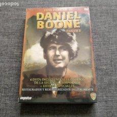 Series de TV: DVD SERIE DANIEL BOONE - TEMPORADA 2 PARTE 3 - 6 DVD - 21 EPISODIOS - CASTELLANO. Lote 147323030
