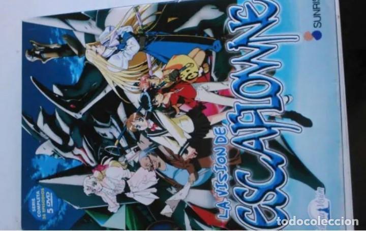 DVD SELECTA VISION ESCAFLOWNE (Series TV en DVD)