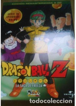 DVD SELECTA VISION DRAGON BALL Z 06 (Series TV en DVD)